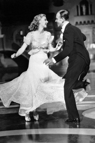Details about FRED ASTAIRE GINGER ROGERS DANCING 36X24 POSTER PRINT