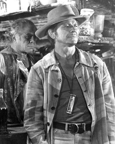 Once Upon A Time In The West: CHARLES BRONSON ONCE UPON A TIME IN THE WEST PHOTO