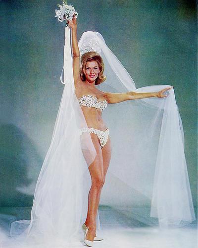 NANCY KOVACK BIKINI 8X10 PHOTO BIKINI PIN UP WEDDING | eBay
