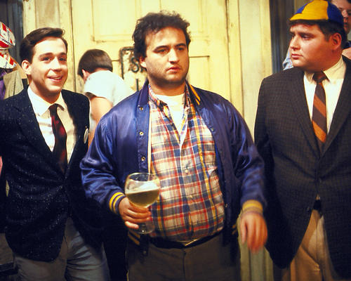 Image result for JOHN BELUSHI ANIMAL HOUSE PICS