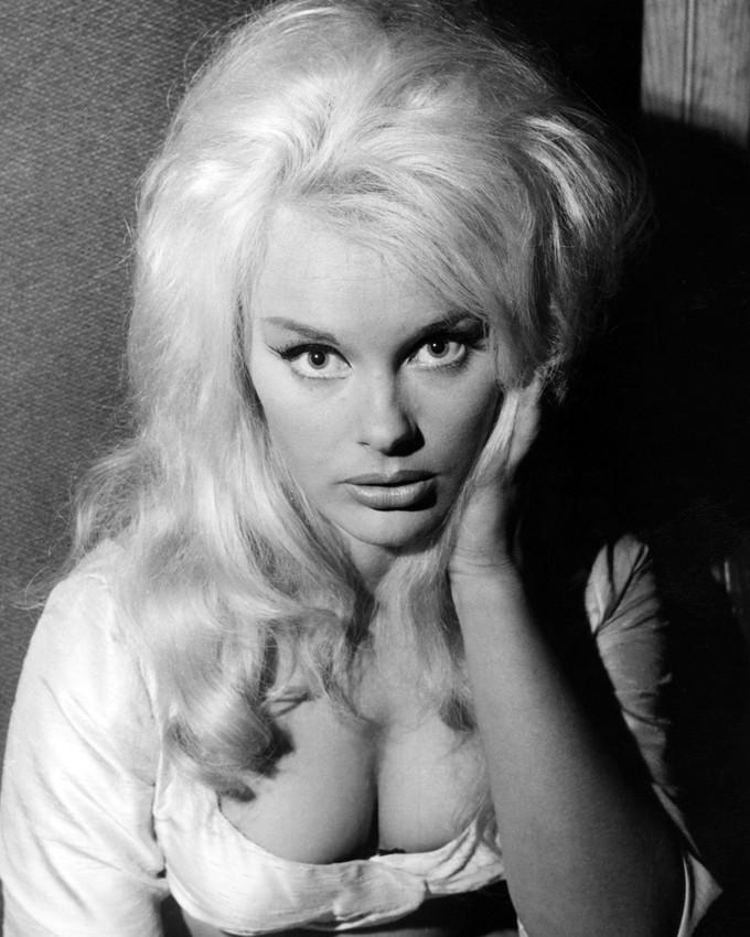 Elke Sommer 16x20 Poster huge cleavage