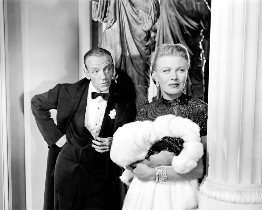 The Barkleys Of Broadway Fred Astaire Ginger Rogers 8X10 Photo Print | eBay